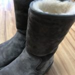 What those favorite fuzzy boots may be doing to the back