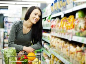 Spinal stenosis and the shopping cart