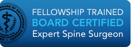 Board Certified Spine Surgeon