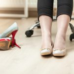 Are High Heels Wrecking Your Back?
